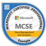 If you want to learn about the server and how to install, configure and manage them, so we provide passing guarantees in MCSE Course.