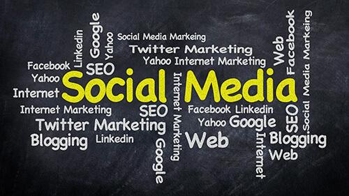 Social Media Marking.