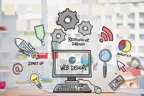 Web development Dubai
