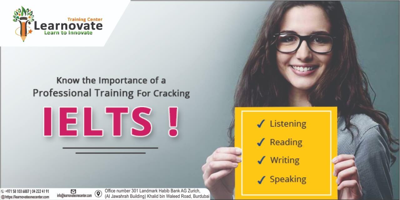 IELTS Training In Dubai
