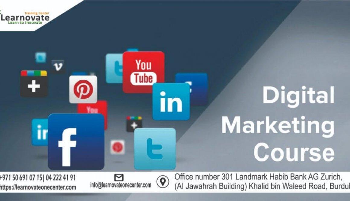 Digital Marketing Training Dubai