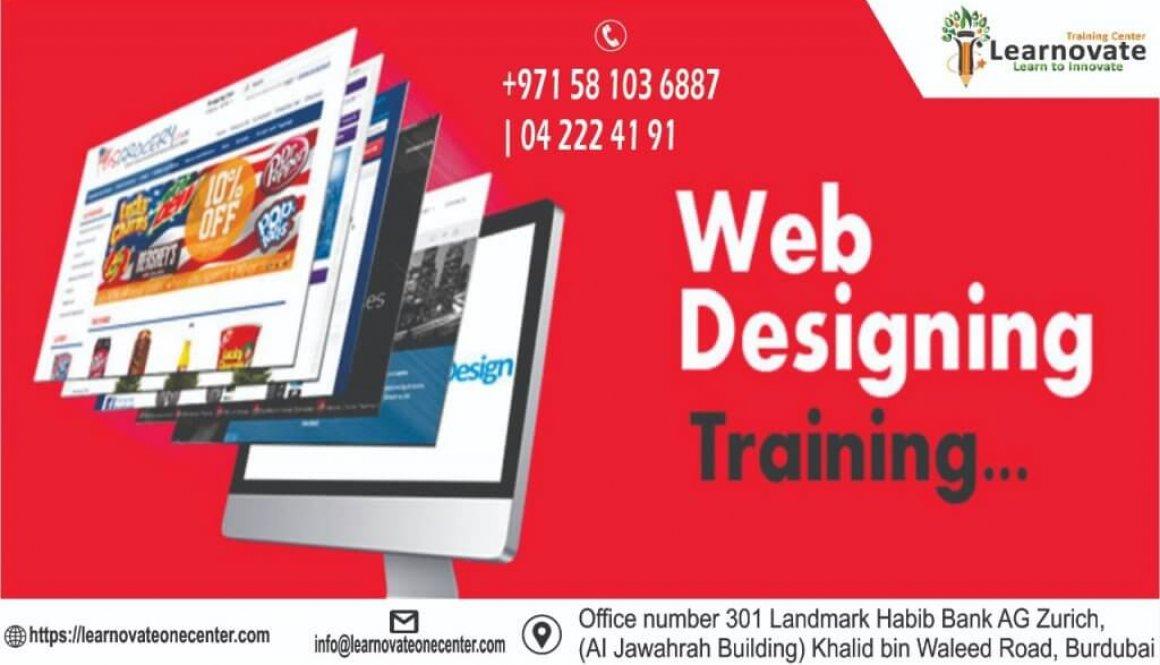 web design Course in Dubai